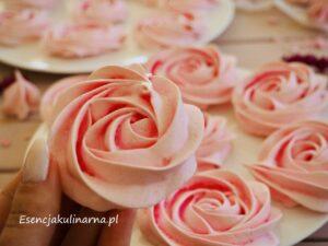 różyczki bezowe